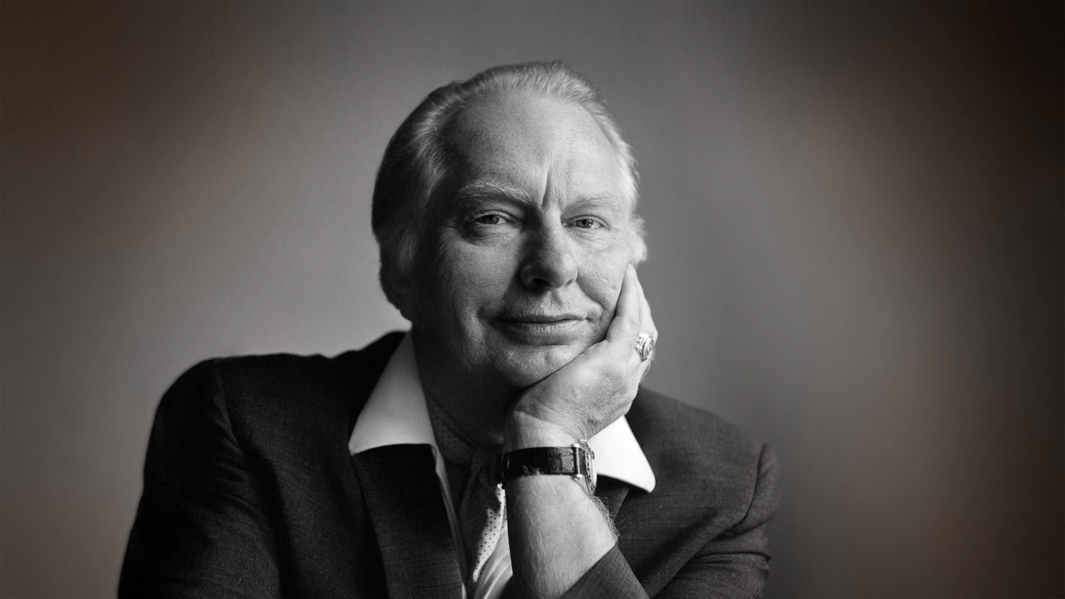 L. Ron Hubbard - Founder of Dianetics and Scientology